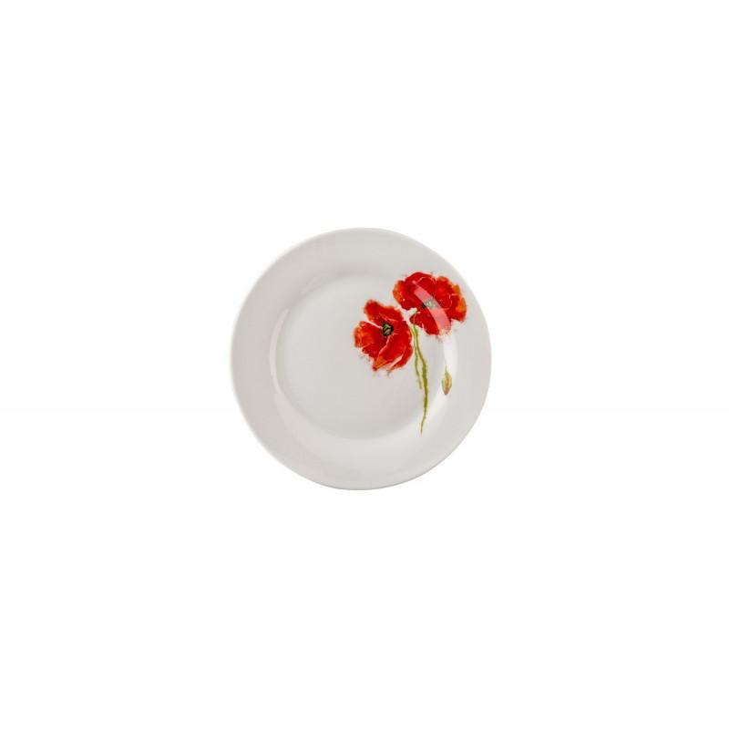 MAKI - zestaw 6 talerzy deserowych 19cm