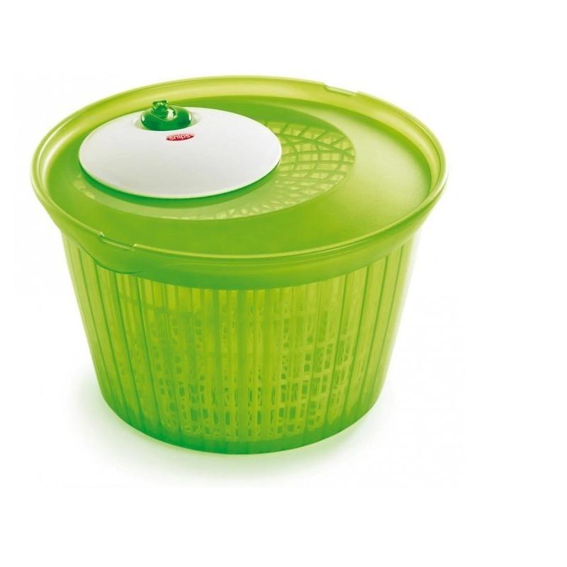 SNIPS ENERGY - wirówka do sałaty 4L zielona