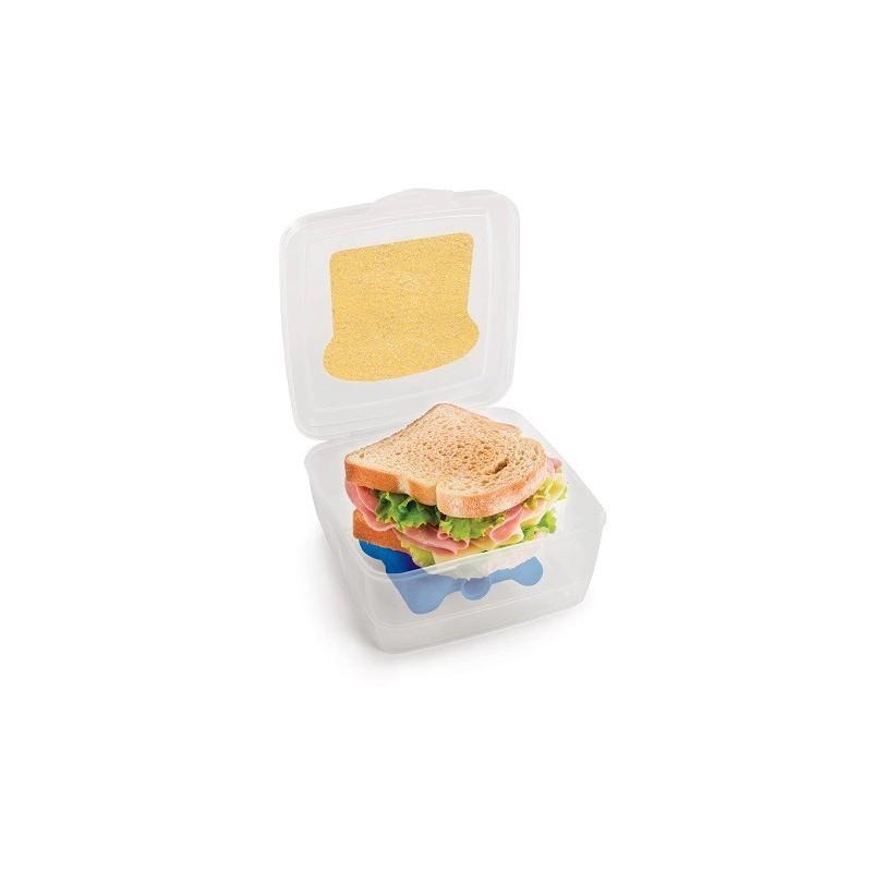 SNIPS TAKE AWAY ICE - pojemnik na kanapki z wkładem chłodzącym 0,5L