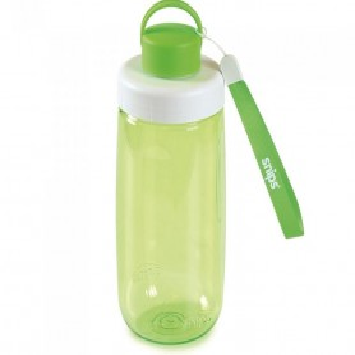 SNIPS WATER TO GO - butelka na wodę 0,5L zielona