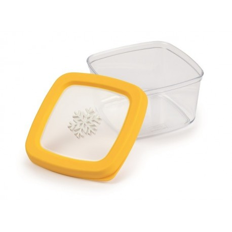 SNIPS AROMA KEEPER - pojemnik hermetyczny 0,5L żółty