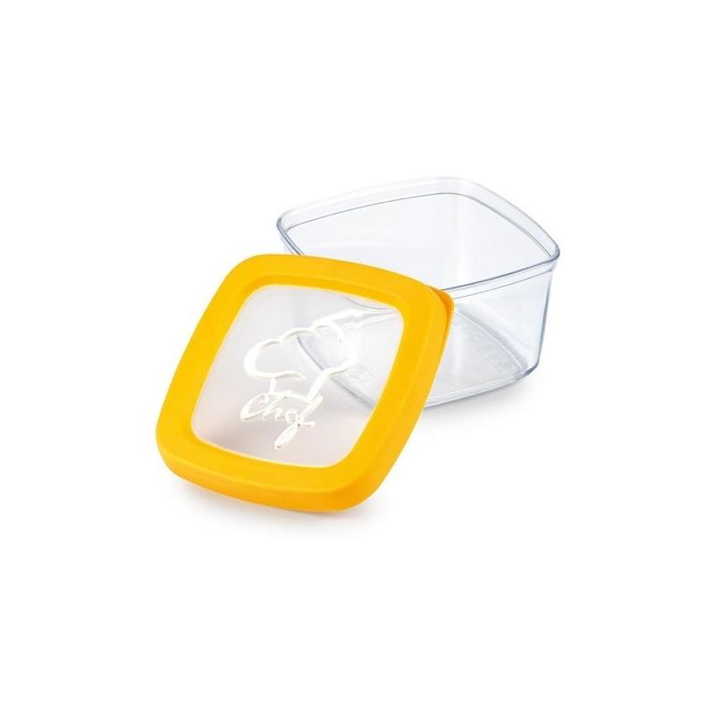 SNIPS AROMA KEEPER - pojemnik hermetyczny 0,5L żółty (chef)
