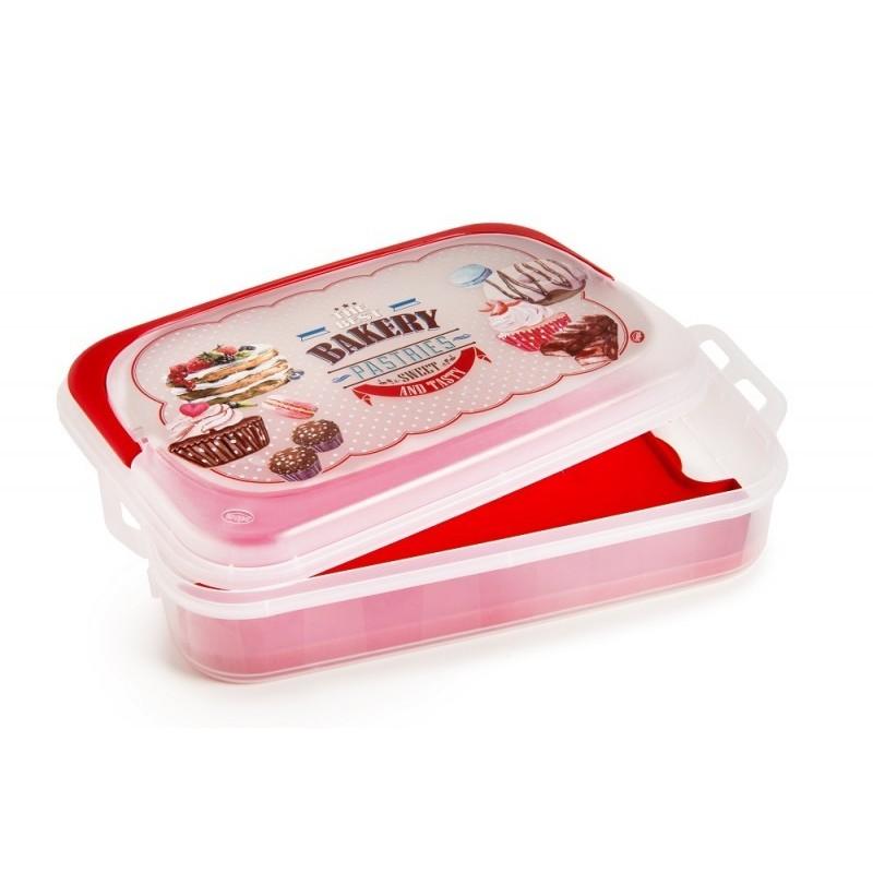 SNIPS CAKE DESIGN - pojemnik na ciasto 7L